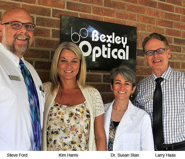 Bexley Optical Boutique Store Front