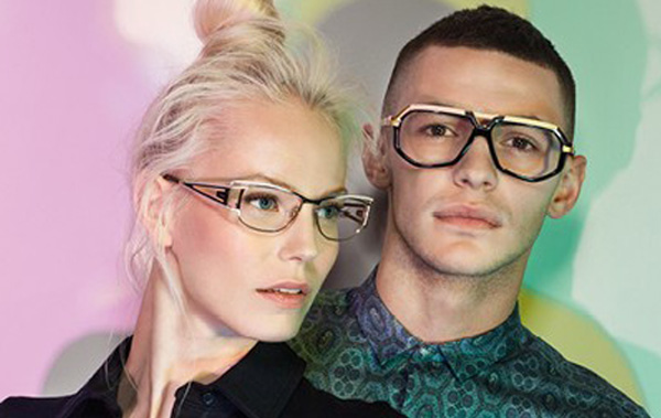 Ladies and Mens Eyewear & Sunglasses By Cazal Eyewear